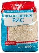 Рис Агро-Альянс Длиннозерный 1.5 кг
