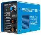 Сварочный аппарат Solaris MMA-200 (MMA)