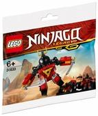 Конструктор LEGO Ninjago 30533 Самурай Икс