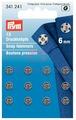 Prym Кнопки пришивные (341161, 341241), 6 мм, 12 шт.