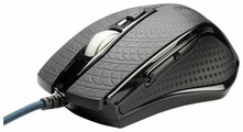 Мышь Elecom GM-15 optical gaming mouse Black USB