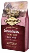 Корм для кошек Carnilove Salmon & Turkey for kittens