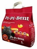 Наполнитель Pi-Pi-Bent Банан (5 кг)