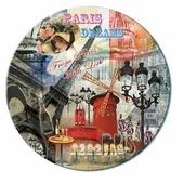 Разделочная доска Gift'n'Home Парижские фантазии RCB-PDreams 19х0.4 см