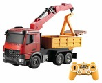 Погрузчик Double Eagle Mercedes-Benz Arocs E565-003 1:20 38 см