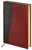 Ежедневник BRAUBERG Cayman датированный на 2020 год, искусственная кожа, А5, 168 листов
