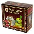 Пастила Вологодская мануфактура классическая с клюквой 150 г
