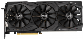 Видеокарта ASUS GeForce RTX 2060 1365MHz PCI-E 3.0 6144MB 14000MHz 192 bit 2xHDMI HDCP STRIX GAMING OC