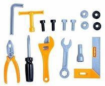 Полесье Набор инструментов №12, 17 элементов (в пакете) (59277)