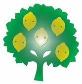 Шнуровка Апплика Лимоны (С2570-02)
