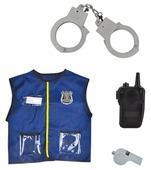 Игровой набор Город Игр Полицейский с аксессуарами FL0013-0952-2