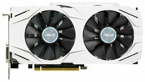 Видеокарта ASUS GeForce GTX 1060 1506Mhz PCI-E 3.0 3072Mb 8008Mhz 192 bit DVI 2xHDMI HDCP