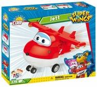 Конструктор Cobi Super Wings 25122 Jett