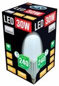 Лампа светодиодная REV 32417 1, E27, T100, 30Вт
