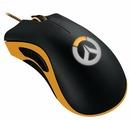Мышь Razer DeathAdder Chroma Overwatch Black-Orange USB