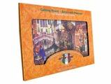 Разделочная доска Gift'n'Home Венецианский Балкончик CB-VeniceB 20х30х0.4 см