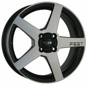 Колесный диск Proma ЛеМан 6.5x15/4x108 D63.3 ET47.5 Алмаз матовый
