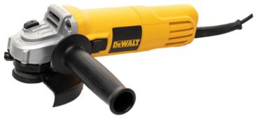 УШМ DeWALT DWE4119, 950 Вт, 125 мм