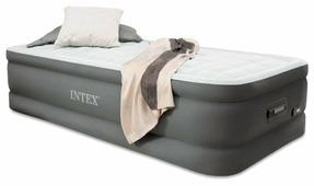 Надувная кровать Intex PremAire Elevated Airbed (64482)