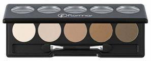 Flormar Палетка теней Color Palette Eye Shadow