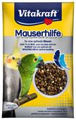 Добавка в корм Vitakraft для попугаев в период линьки