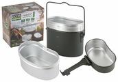 Набор туристической посуды ECOS Camp-2032, 3 шт.