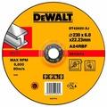Шлифовальный абразивный диск DeWALT DT42620-XJ