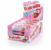 Жевательный мармелад Fruittella Tempties ягодный в йогуртовой глазури (15 шт. по 35 г)