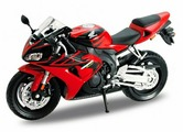 Мотоцикл Welly Honda CBR1000RR (12819P) 1:18