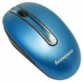 Мышь Lenovo Wireless Mouse N3903A Blue USB