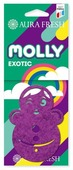 AURA FRESH Ароматизатор для автомобиля Molly Exotic