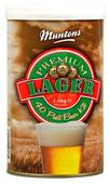 Солодовый экстракт Muntons Premium Lager (1,5 кг)