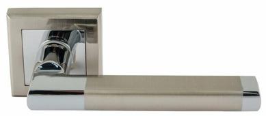 Ручка на розетке НОРА-М 108К AL