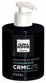 Крем после бритья Alpha Homme Pro Shave охлаждающий Estel Professional