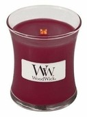 Свеча WoodWick Black Cherry (98100), маленькая