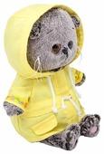 Мягкая игрушка Basik&Co Кот Басик baby в курточке 20 см