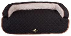 Лежак для собак Scruffs Wilton Sofa Bed S 65х70х12 см