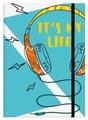 Записная книжка Феникс+ Это моя жизнь (47853), 96 листов