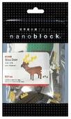 Конструктор Nanoblock Miniature NBC-014 Олень