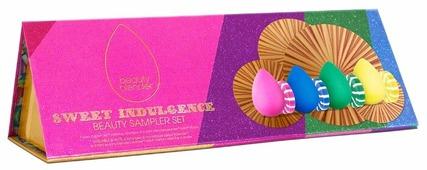 Набор спонжей beautyblender Sweet Indulgence с мылом, 4 шт.