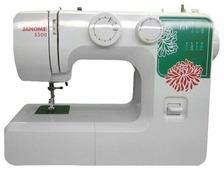 Швейная машина Janome 5500