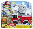 Масса для лепки Play-Doh Пожарная машина (E6103)