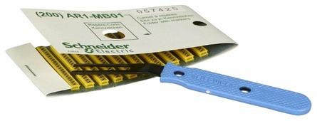 Маркировка кабельная Schneider Electric AR1MB01