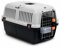 Переноска-клиппер для собак MP Bergamo Bracco Travel 2 55х36х35 см