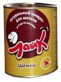 Корм для собак Лайк Щенки (сердце с печенью)