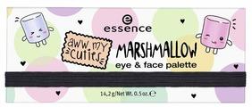 Essence Палетка для макияжа Aww my cuties Marshmallow
