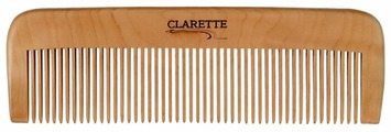 Clarette Расческа деревянная прямая CWC 482