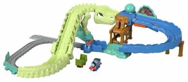 """Fisher-Price Стартовый набор """"Взрыв на динозавре!"""", серия Adventure, FJP86"""