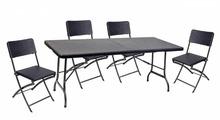 Комплект мебели Go Garden Rimini (стол, 4 стула)