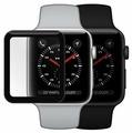 Защитное стекло Mobius для Apple Watch 3 3D Full Cover (42 мм)